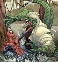 Spidey_vs_lizard